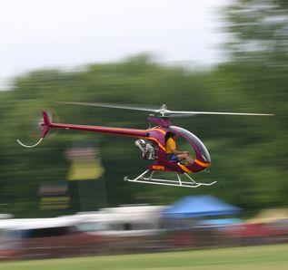 蚊子直升机